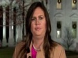Sarah Sanders Reacts To Pelosi's Comments On Gov't Shutdown