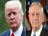 Source: Mattis Resigning 'in Protest' Over Trump's National Security Policies