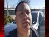 Shalom Mendoza Has Been Captured By Police After Escaping From A Prison In San Quentin The Day After Christmas