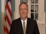 Sec. Mike Pompeo Discusses The Need For Border Security
