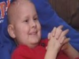 Town Comes Together For Cancer Stricken Boy