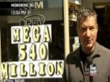 Tonight's Mega Million Jackpot: $640 MIL
