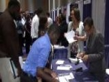 Thousands Bring Resumes For 900 Jobs In Atlanta