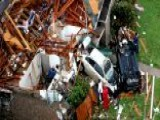 Tornadoes Leave Path Of Destruction In Texas