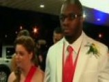 Trent Richardson Takes Cancer Survivor To Prom