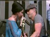 Thompson Square Light Up All-American Summer Stage
