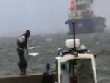 Tropical Storm Ernesto Strands Fishermen