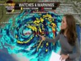 Tracking Hurricane Isaac Across The Gulf Coast