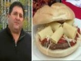 Tony Siragusa Searches For America's Best Burger