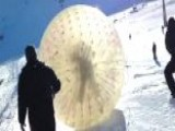 Tourist Killed In 'zorbing' Accident