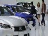 Toyota Overtakes GM Lead In Global Sales