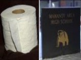 Toilet Paper Removed From Boys' High School Bathroom
