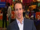 True Saint: Drew Brees Active In Katrina Cleanup