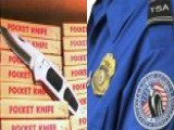 TSA Allows Small Knives On Planes: Dangerous Decision?