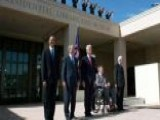 The George W. Bush Library Dedication
