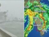 Tropical Storm Andrea Drenches Florida's Gulf Coast