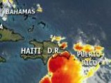 Tropical Storm Chantal Threatens Haiti, Dominican Republic