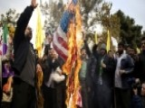 Thousands Of Iranians Protest At US Embassy In Tehran