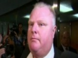 Toronto Mayor Rob Ford Admits To Smoking Crack