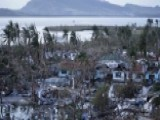 Typhoon Devastates 6 Provinces Of Philippines