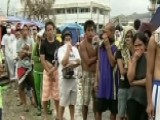 Typhoon Survivors Plead For Aid As Death Toll Rises