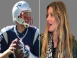 Tom Brady Ignores Football, Hangs With Gisele