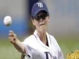 Teen Female Pitcher Impresses Major League Team