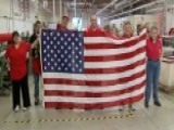 Taking Pride In American Flags Made In America