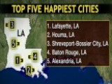The 5 Happiest Cities In America