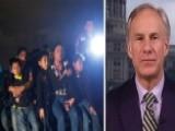 Texas Attorney General Greg Abbott Discusses Border Crisis
