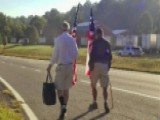 Two Vets March 300 Miles To Washington For Tahmooressi