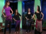 The Belly Dance Fitness Routine