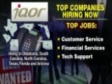 Top 4 Companies Hiring Right Now