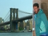 Tourist Arrested Attempting To Climb The Brooklyn Bridge
