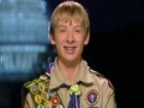 Teen Earns All 135 Boy Scout Merit Badges