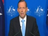 Tony Abbott: Australia Is Resilient And Ready To Respond