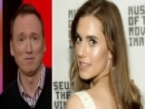 Tom Shillue: Allison Williams Is The Opposite Of 'boring'