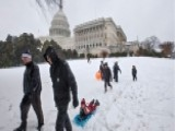 Thousands Of Federal Workers Given Day Off Due To Snowstorm
