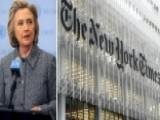 Times Reporter Shares Warning From Clinton Supporters
