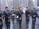 Tartan Day Parade Celebrates Scotland In New York