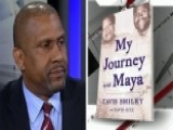 Tavis Smiley Talks New Book 'My Journey With Maya'