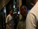 Tense Bar Fight After Possible Stolen Valor