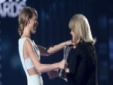Taylor Swift's Mom Gives Emotional Speech