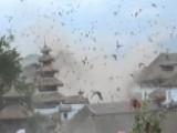 Terror In Nepal: Tourist Captures Moment Massive Quake Hit