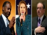 Three New GOP Candidates Enter The 2016 Race
