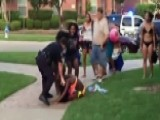 Texas Cop Resigns Following Release Of Pool Party Video