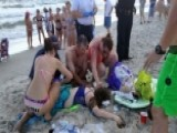Two Teens Mauled By Sharks In North Carolina