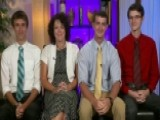 Three Brothers Became High School Valedictorians