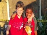 Two Young Boys Rush Into Burning House To Save Babies