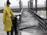 Tropical Depression Bill Slams Texas With More Rain